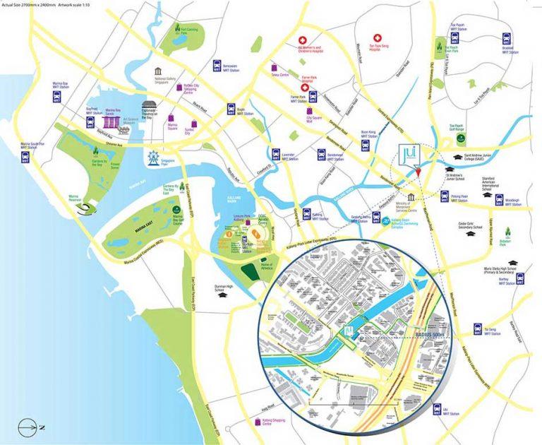 Jui-Location-Map