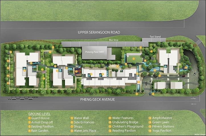 Sennett-residence-Site-Plan