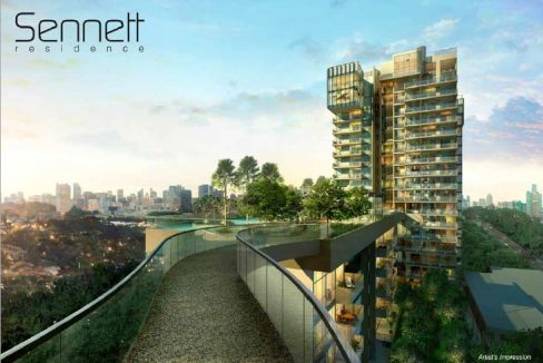 Sennett-Residence