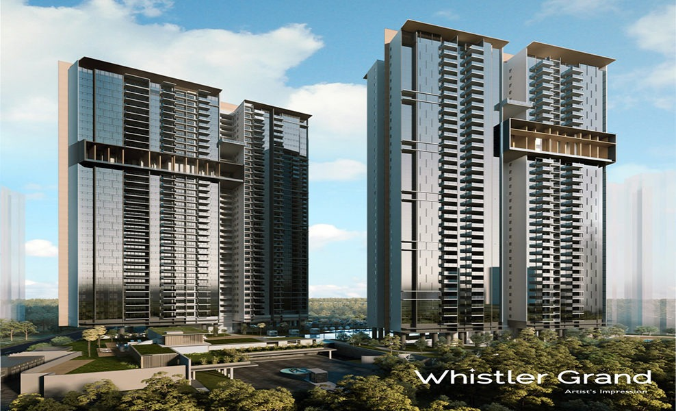 Whistler Grand Condo @ West Coast Vale by CDL