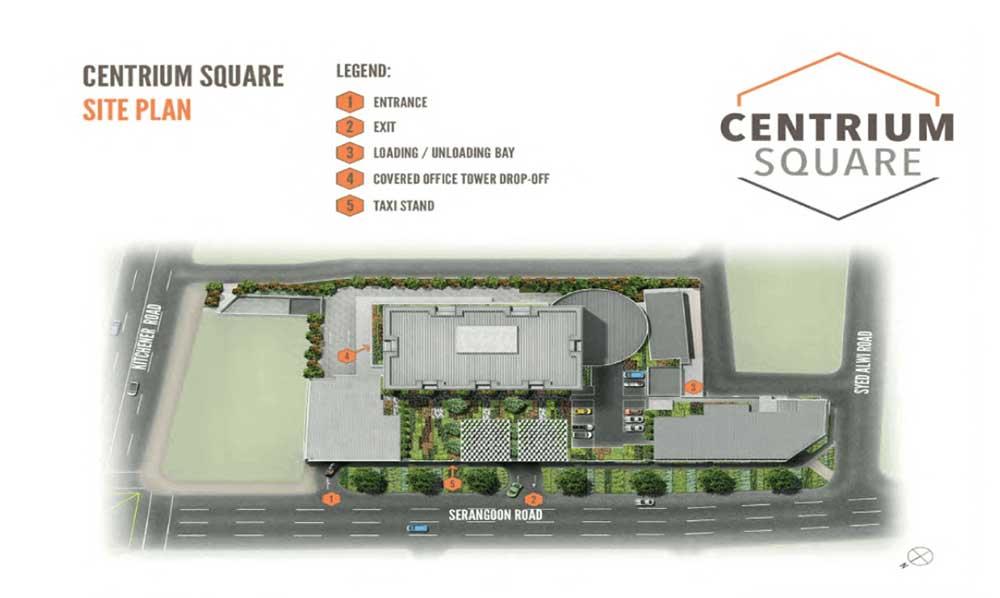 centirum-square-site-plan
