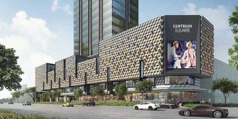 centrium-square-facade-slider