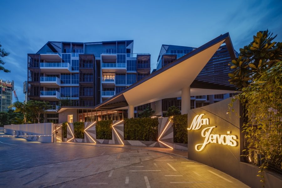 Mon Jervois @ Jervois Road by Singland Development
